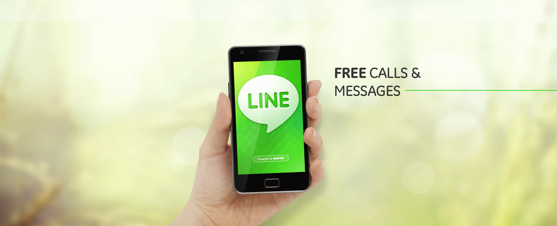 Free Voice Calls Over 3g And Wifi With Line App