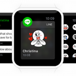 Line gets a pass to the Apple Watch