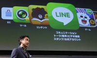 line-chat-china