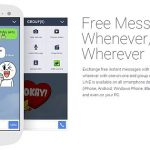 LINE 5.2.0 APK is a Good Quality Free Voice and Video Calls