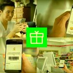 Line Messenger Gift Shop sends Real-World Goods to Friends