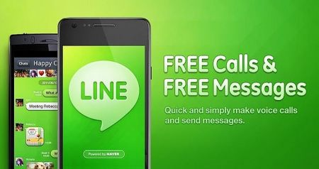 The Business Chat App on Line Messenger